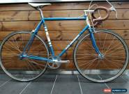 "Bob Jackson 70's Reynolds 531 Vintage Road Bike Restoration 22. 5"" Campagnolo  for Sale"