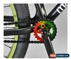 Classic MAFIABIKES Blackjack Medusa Medus-jah 26 inch Wheelie Bike for Sale