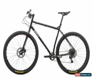 """Classic 2017 Surly Ogre Mountain Bike X-Large 29"""" Steel SRAM GX 11 Speed Stan's for Sale"""