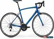 Merida Ride 400 105 Mens Road Bike 2017 - Blue for Sale