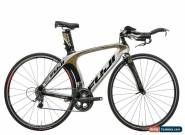 2010 Fuji D6 Pro Triathlon Bike Small Carbon Shimano Dura-Ace 7900 10 Speed for Sale