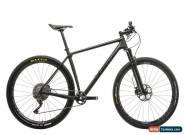 "2017 Trek Pro Caliber 9.8 SL Mountain Bike 21.5"" 29"" Carbon Shimano XTR M9000 11 for Sale"