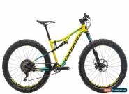 """2017 Cannondale Bad Habit 1 Mountain Bike Small 27.5"""" Carbon Shimano XTR M9000 for Sale"""