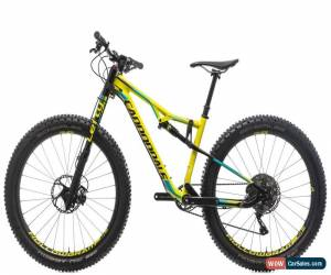 "Classic 2017 Cannondale Bad Habit 1 Mountain Bike Small 27.5"" Carbon Shimano XTR M9000 for Sale"