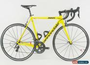 Cannondale CAAD12 Mavic Neutral Support Road Bicycle Size 52cm w/ NEW Wheels for Sale