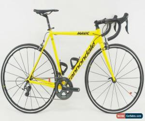 Classic Cannondale CAAD12 Mavic Neutral Support Road Bicycle Size 52cm w/ NEW Wheels for Sale