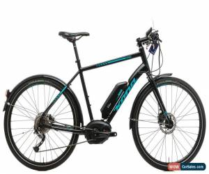"Classic 2018 Kona Dew-E Electric Bike 55cm 27.5"" Aluminum Bosh Shimano Disc for Sale"