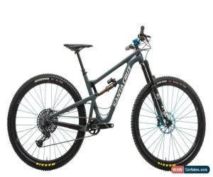 "Classic 2018 Santa Cruz Hightower LT Mountain Bike Medium 29"" Carbon SRAM GX Eagle Fox for Sale"