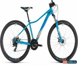 Classic Cube Access Womens Mountain Bike 2019 - Grey for Sale