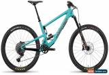 Classic Santa Cruz Bronson 3 C S Mountain Bike 2019 - Blue for Sale
