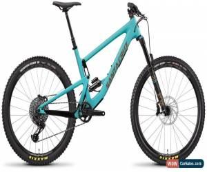 Classic Santa Cruz Bronson 3 C S Mountain Bike 2019 - Blue for Sale
