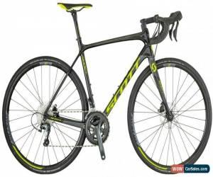 Classic Scott Addict 30 Disc Mens Road Bike 2018 - Black for Sale