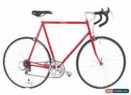 USED Vintaga Schwinn Paramount Series 2 PDG 60cm Steel Road Bike 2x7 Speed for Sale