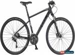 Scott Sub Cross 10 Mens Hybrid Bike 2018 - Black for Sale