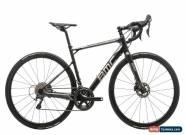 2015 BMC Granfondo GF01 Disc Road Bike 51cm Carbon Shimano Ultegra 6800 11 Speed for Sale