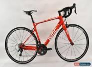 2017 BMC GranFondo GF02 Ultegra Carbon Bike 54cm Super Red for Sale