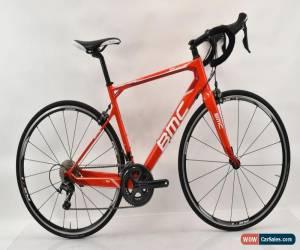 Classic 2017 BMC GranFondo GF02 Ultegra Carbon Bike 54cm Super Red for Sale