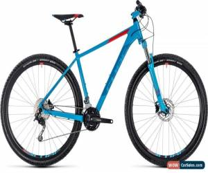Classic Cube Aim SL Mens Hardtail Mountain Bike 2018 - Blue for Sale