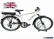 G-Hybrid Diligent Electric Hybrid Bike EBike 36v10Ah 40 Miles 7 Gears White GB8 for Sale
