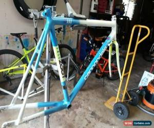 Classic Cannondale SR900 frame and forks for Sale