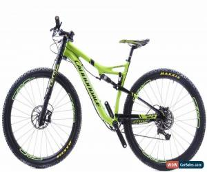 Classic USED 2016 Cannondale Scalpel 29 Carbon Race Large Full Suspension Mountain Bike for Sale