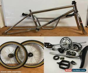 Classic KUWAHARA LASERLITE 1983 SURVIVOR - OLD SCHOOL BMX for Sale