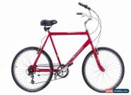 "USED Jamis Boss Cruiser 24.5"" Aluminum 1x7 Speed Cruiser Red Grip Shift 26"" for Sale"