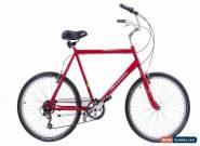 "USED Jamis Boss Cruiser 24.5"" Aluminum 1x7 Speed Cruiser Red Grip Shift 26"" for Sale"