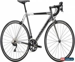 Classic Cannondale CAAD Optimo 105 Mens Road Bike 2019 - Grey for Sale