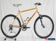 Vintage  Custom Marinoni Mountain Bike Bicycle Ritchey Cranks for Sale