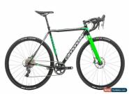 2016 Cannondale SuperX Hi-MOD CX1 Cyclocross Bike 52cm Carbon SRAM Force 1 Disc for Sale
