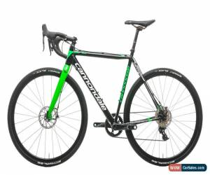 Classic 2016 Cannondale SuperX Hi-MOD CX1 Cyclocross Bike 52cm Carbon SRAM Force 1 Disc for Sale