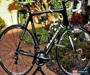 Classic ROAD BICYCLE ITALIAN BASSO LAGUNA ULTEGRA FULL CARBON 59CM for Sale