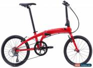 "Tern Verge N8 20"" 8 Speed Folding Bike 2019 - Red for Sale"