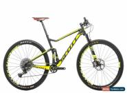 "2017 Scott Spark RC 900 World Cup Mountain Bike Large 29"" Carbon SRAM X01 Eagle for Sale"