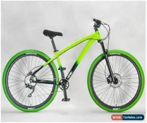 Classic MAFIABIKES MAFIA Lucky 6 STBR Green L MTB Stunt Wheelie AllPurpose Street Bike for Sale