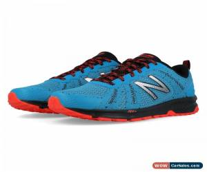 Classic New Balance Mens 590v4 Trail Running Shoes Trainers Sneakers Blue Sports for Sale