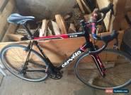 Cervelo R3 SL Fork 56cm SRAM Red Black Edition DT Swiss Wheels for Sale