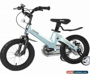 """Classic BMX CHILDREN'S Pink, Blue, 16"""" inch BIKE with Disc Brake, stabilisers boy, girl for Sale"""