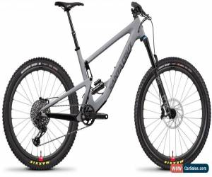 Classic Santa Cruz Bronson 3 C S Reserve Mountain Bike 2019 - Grey for Sale