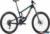Classic Santa Cruz 2018 Nomad C R Mens Mountain Bike - Blue for Sale