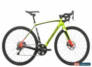 2016 Specialized CruX Pro Race Cyclocross Bike 52cm Carbon Shimano Ultegra Di2 for Sale