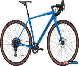 Classic Cannondale Topstone Disc SE Apex Gravel Bike 2019 - Blue for Sale