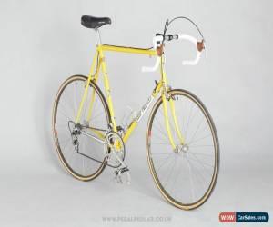Classic 63cm Eddy Merckx Team Boule D'Or c.1984 Professional Race Bike - L'Eroica Retro for Sale