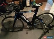 Specialized Shiv Comp Triathlon Road Bike Blue/Black Frame Size Small for Sale