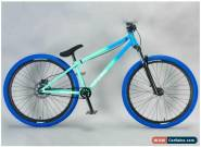 MAFIABIKES Blackjack D Blue Fade 26 inch JUMP Wheelie Bike for Sale