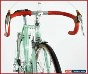 Classic BIANCHI SPECIALISSIMA CAMPAGNOLO NUOVO RECORD STEEL ROAD BIKE VINTAGE LUGS OLD for Sale