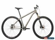 "2012 Litespeed Cohutta Mountain Bike Medium 29"" Titanium Shimano Single Speed for Sale"