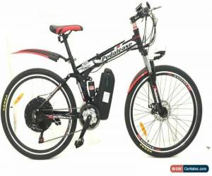 Classic Customised 48v 1500w 2 In 1 electric folding mountain bike lithium battery for Sale