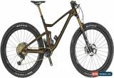 Classic Scott Genius 900 Ultimate Full Suspension MTB 2019 - Bronze for Sale